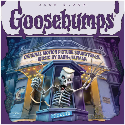 Waxwork Records Goosebumps