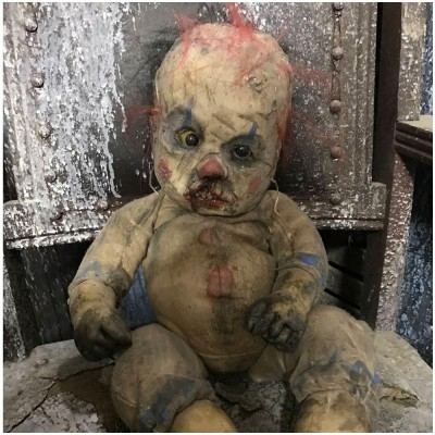 Forevermore Doll - Clown