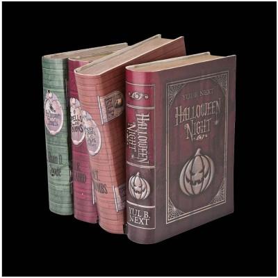 Animated Haunted Books