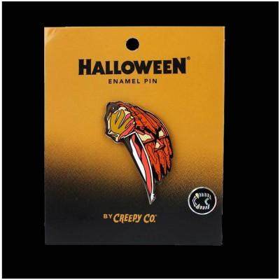 Creepy Co. Halloween Poster Pin