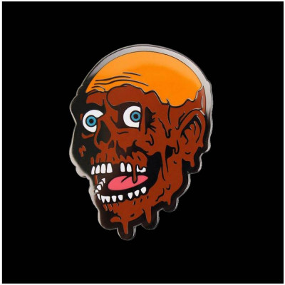 Creepy Co. Tarman Enamel Pin