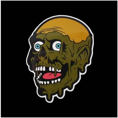 Creepy Co. Tarman Sticker