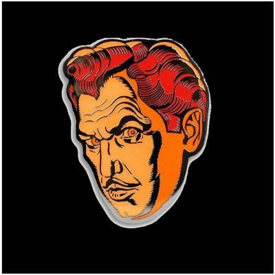 Creepy Co. Vincent Price Ablaze Pin