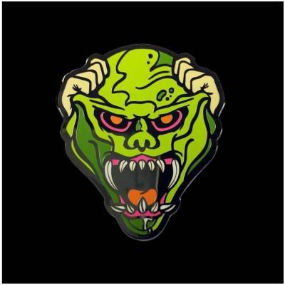 Creepy Co. Goosebumps Haunted Mask Pin