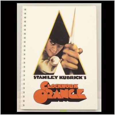 A Clockwork Orange Notebook