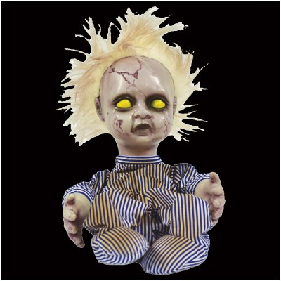 Animated Crying Doll