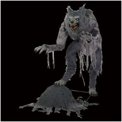 Lanky Werewolf Animated Prop - PRE ORDER
