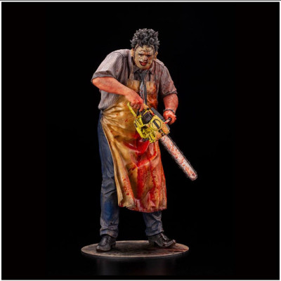 ARTFX Texas Chainsaw Massacre 1/6 Leatherface Statue - Bloody Variant Limited Edition - PRE ORDER