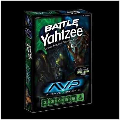 Alien Vs Predator Battle YAHTZEE