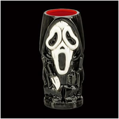 Geeki Tikis - Scream Ghost Face Tiki Mug