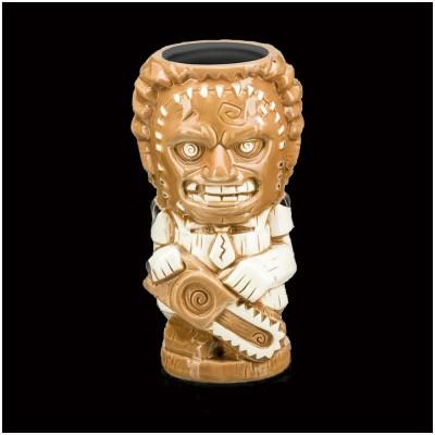 Geeki Tikis - Texas Chainsaw Massacre Leatherface Tiki Mug