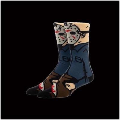 Friday the 13th Jason 360 Character Socks