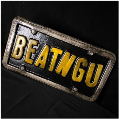Beatngu' Replica Licence Plate