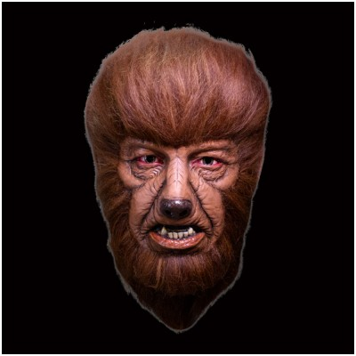 Chaney Entertainment The Wolf Man Mask
