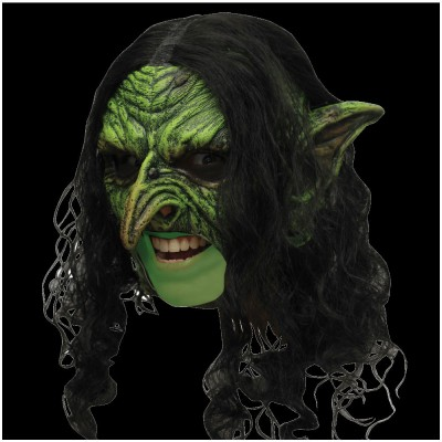 Deluxe Chinless Witch Mask