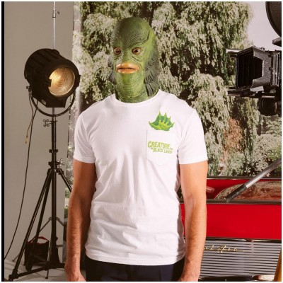 Creature From The Black Lagoon Unisex T Shirt