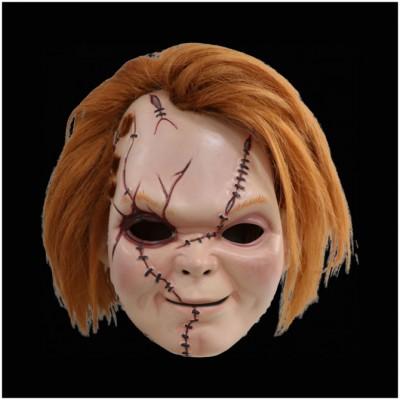 Curse of Chucky - Scarred Chucky Vacuform Mask - PRE ORDER