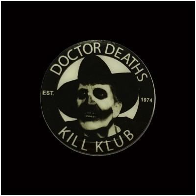 Vincent Price Dr Death Pin