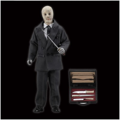 """NECA Nightbreed Dr Decker 8"""" Clothed Figure"""