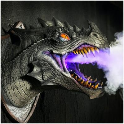 Dragon Legends Prop with Fog - PRE ORDER