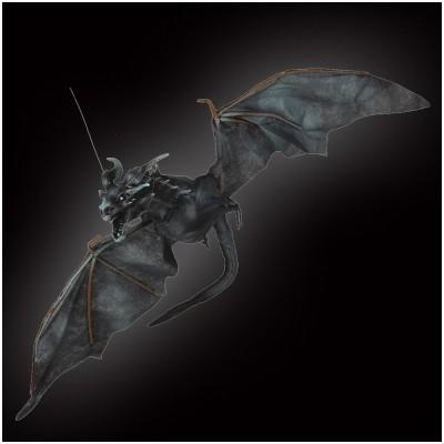 Flying Dragon Animated Prop
