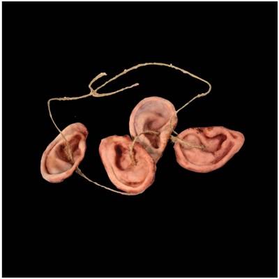 The Walking Dead Ear Necklace