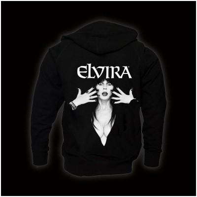Elvira Classic Logo Hoodie