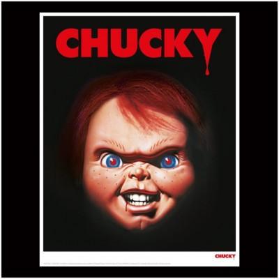 Chucky Limited Edition Print