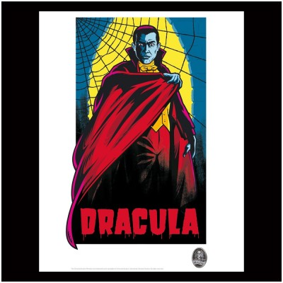 Limited Edition Universal Monsters Print - Dracula