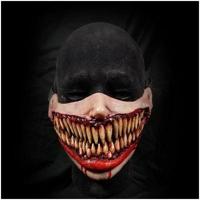 Female Teeth - Flesh