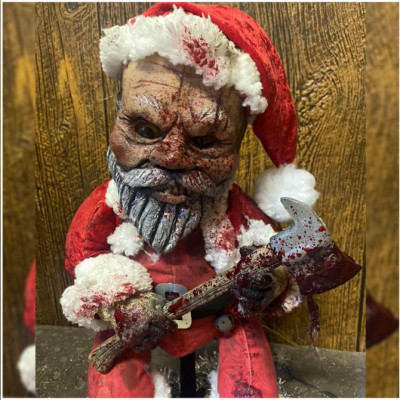 Forevermore Doll - Murder Claus
