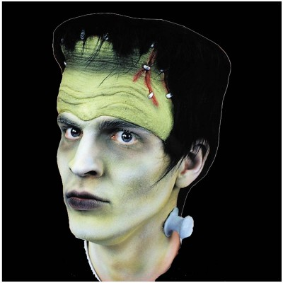 Frankenstein Monster Head Piece & Bolts