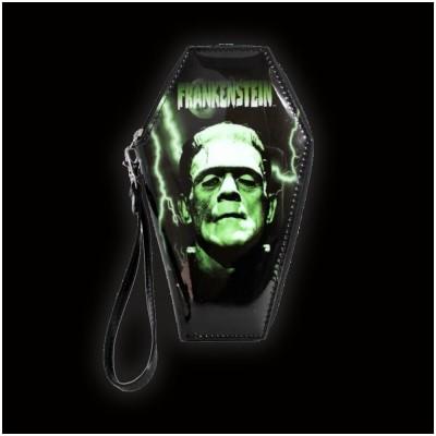 Frankenstein Coffin Purse