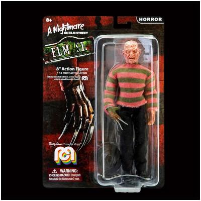 MEGO Freddy Krueger 8-Inch Retro Action Figure
