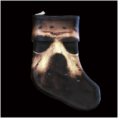 Horror Christmas Stocking - Jason