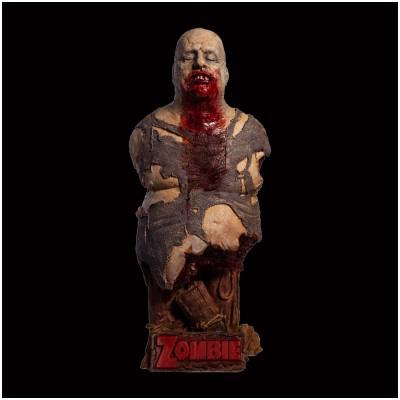 Fulci Zombie - Boat Zombie Bust