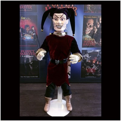 Full Moon Features Puppet Master 1:1 Scale Replica - JESTER - PRE ORDER
