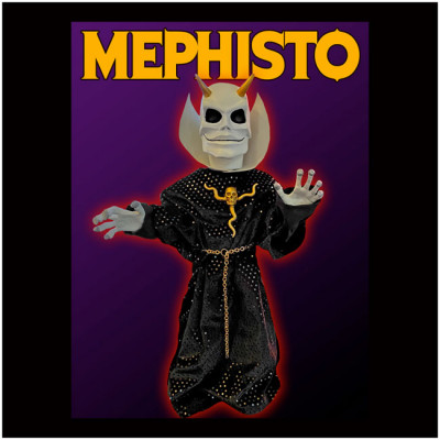 Full Moon Features 1:1 Scale Replica - MEPHISTO
