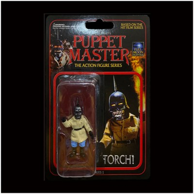Puppet Master - Torch Action Figure