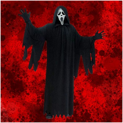 Scream Ghost Face 25th Anniversary Movie Costume - PRE ORDER