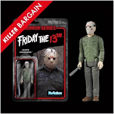 Funko Friday the 13th Jason Voorhees ReAction Figure - KILLER BARGAIN
