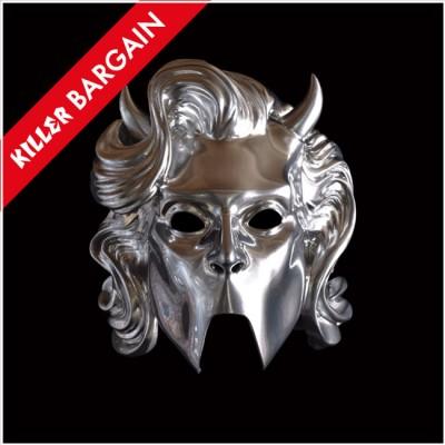 Ghost Chrome Ghoulette Nameless Ghoul Mask - KILLER BARGAIN