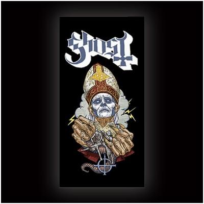 Ghost Papa Towel