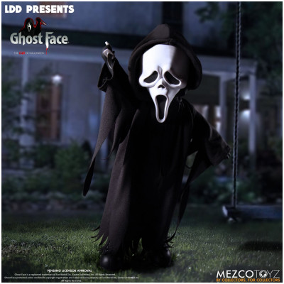 MEZCO Living Dead Dolls - Scream, Ghost Face