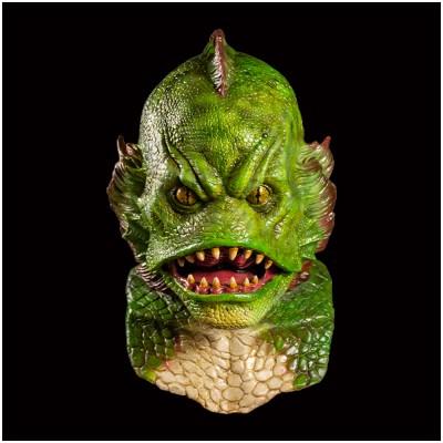 Gilbert Aquatic Sea Monster Mask