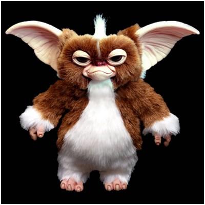 Gremlins Stripe Mogwai Puppet Prop