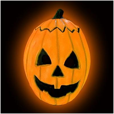 Halloween 3 Glow in the Dark Pumpkin Mask - PRE ORDER