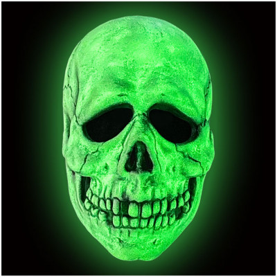 Halloween 3 Glow in the Dark Skull Mask - PRE ORDER