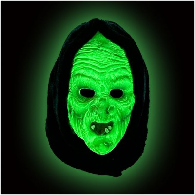 Halloween 3 Glow in the Dark Witch Mask - PRE ORDER