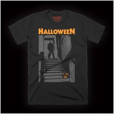 Terror Threads - Halloween The Shape T Shirt